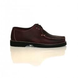 Zapato comanche cordón