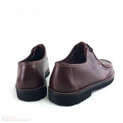 Zapato cordón comanche