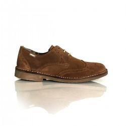 Zapato safari inglés